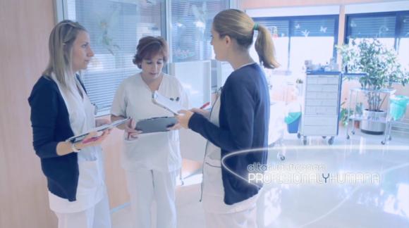 Fotos recurso enfermeras