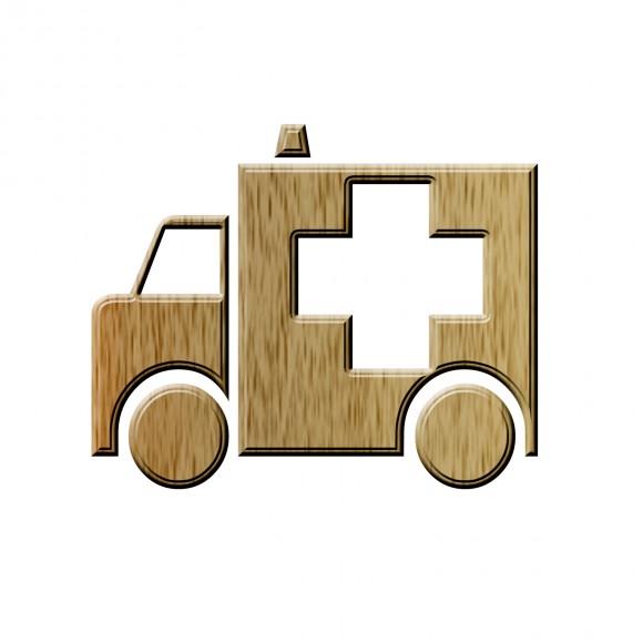 ambulanciamadera