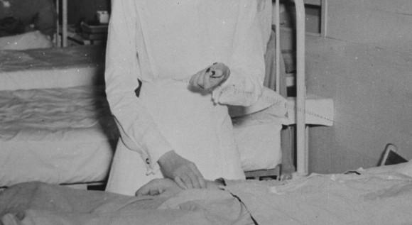 enfermera IIWW