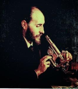 Ramón y Cajal, premio Nobel de medicina el 1906