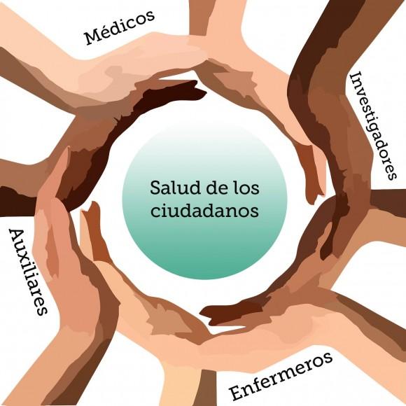 Colaboración para el sistema sanitario - Alina Souza