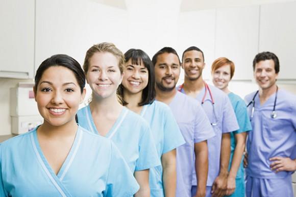 Enfermeras internacionales
