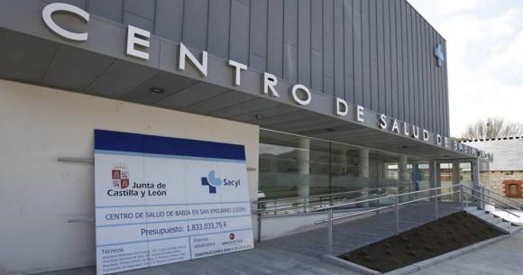 CentroSaludCyL