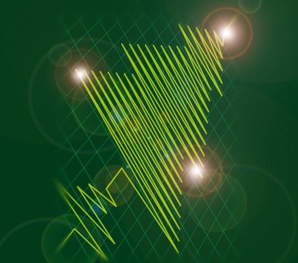 8043536 - christmas heartbeat